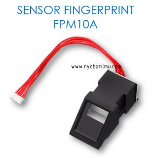 Modul Sensor Fingerprint FPM10A