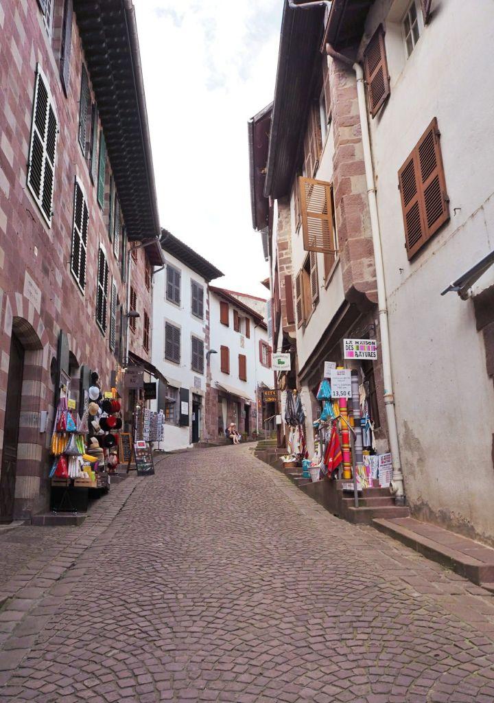 saint-jean-pied-de-port, ciudadela