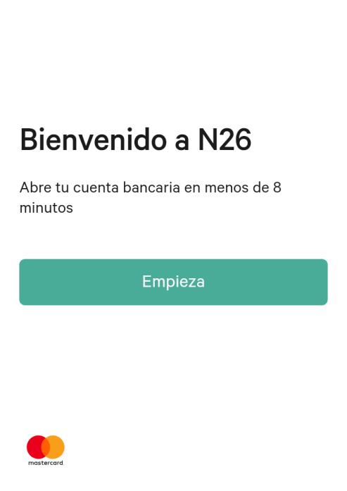 N26, viajar