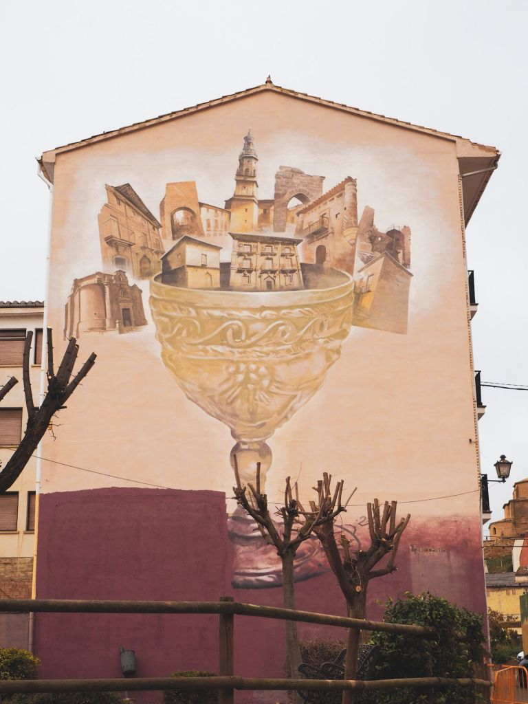 Rioja Alta, arte