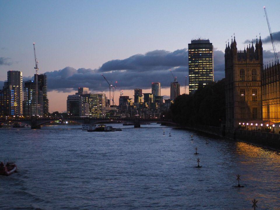 ruta rápida por Londres