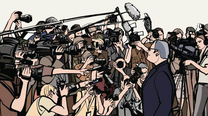 Most influential journalists in the industry today