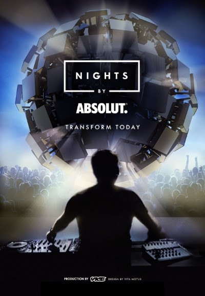 Tonight Vice presents Nights by Absolut ft. Araabmuzik And Alvin Risk