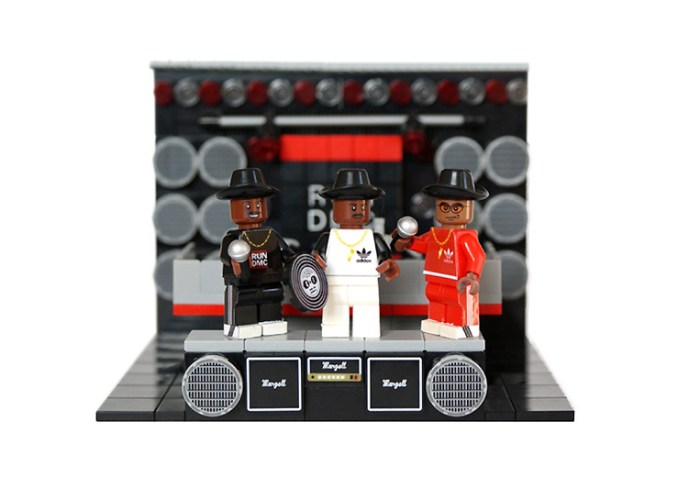Run–D.M.C. As LEGO's