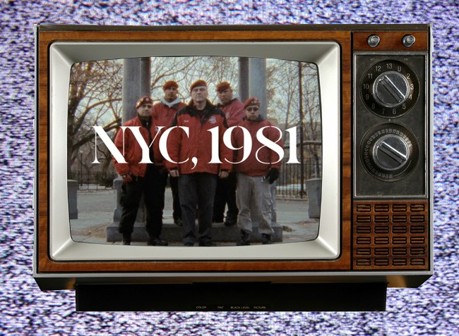 NYC, 1981: A Most Violent Year Documentary