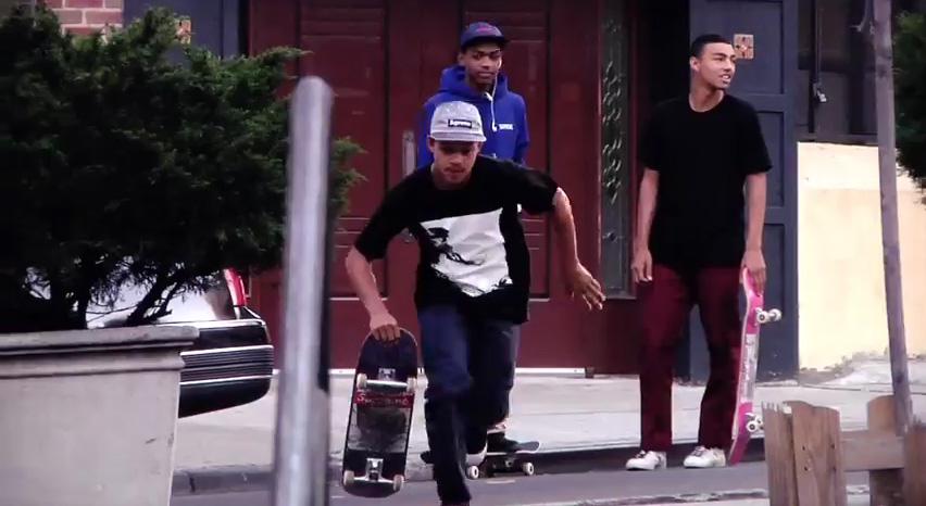 Supreme 'The Red Devil' Skate Video