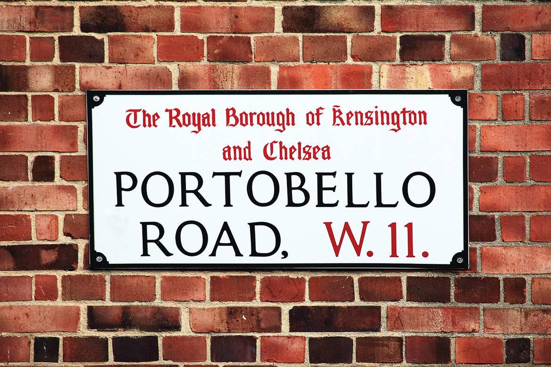 Imagini pentru portobello road