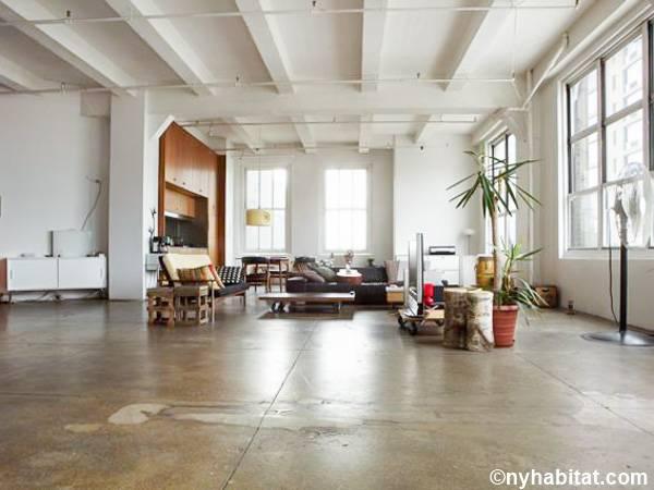 Logement New York Location Meuble Studio Avec Alcve