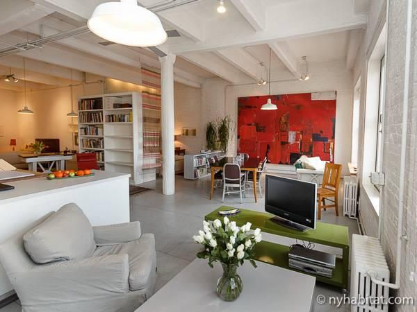 New York Apartment Studio Loft Al In Chelsea