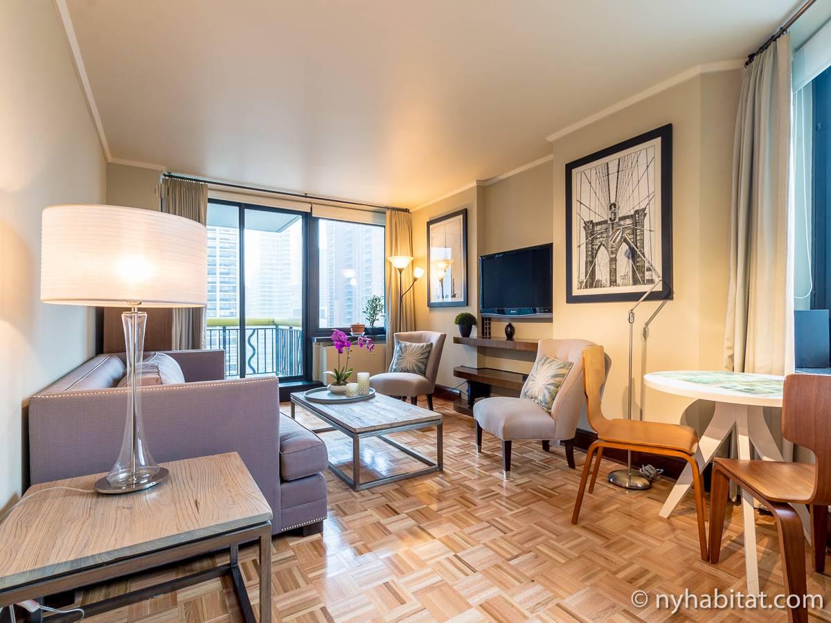 New York Apartment Alcove Studio Apartment Rental In