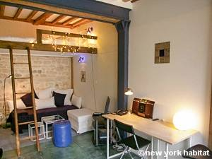 Paris Furnished Al Apartment Reference Pa 4042
