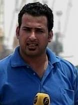 Journalist Mutadhar al-Zaidi