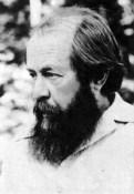Folkehelten; Alexander Solzhenitsyn