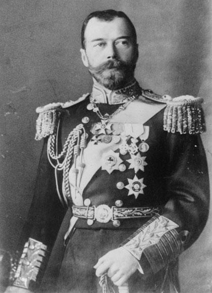 kommunistpartiene ble dannet av jesuittene med ett mål for øyet. Når tiden var inne, skulle de ødelegge den forhatte ortodokse kirkes beskytter, den russiske Tsar. (Bildet viser den russiske Tsar Nikolai II, som ble drept av kommunistene i 1918)
