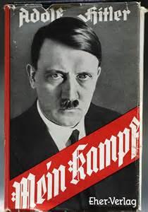 """Boka """"Mein Kampf"""" ble skrevet av jesuitt-presten Bernhard Staempfle, ikke av Adolf Hitler. Boka inneholdt hovedplanen som jesuittene fulgte for Hitlers maktovertagelse i Tyskland."""