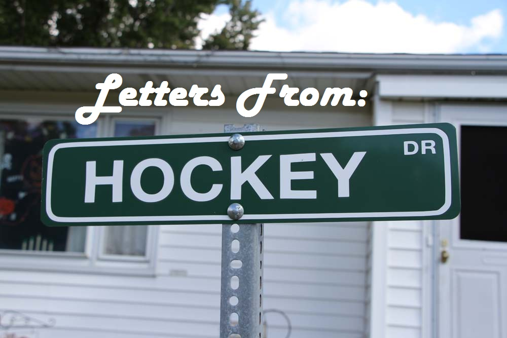 Letters From Hockey Drive: The Carella's of Hyde Park Ice