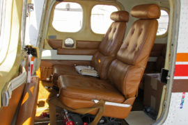 Cessna P210 N 6PZ Sold New York Jet