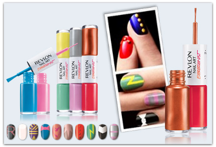 Revlon S Nail Art Neon Unleash Your Inner Artist With 2