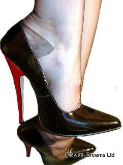 Grey RHT Stockings