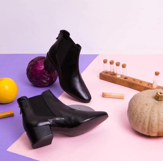 Vegan Style 'Grace' Women's Vegan Ankle Boots By Bourgeois Boheme, $338