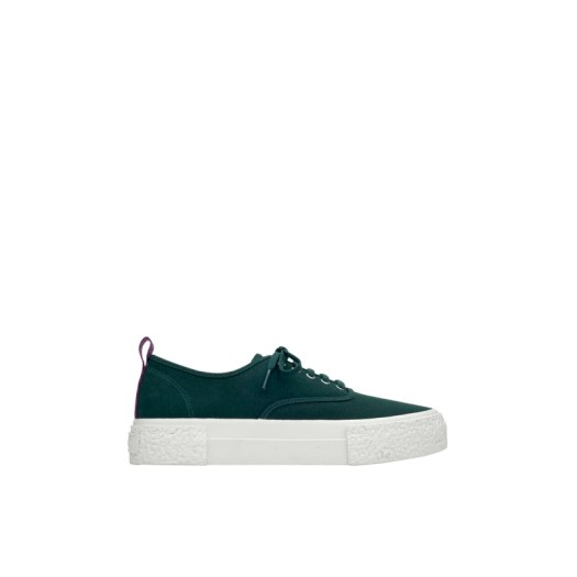 Canvas Sneaker (Green), $94.95