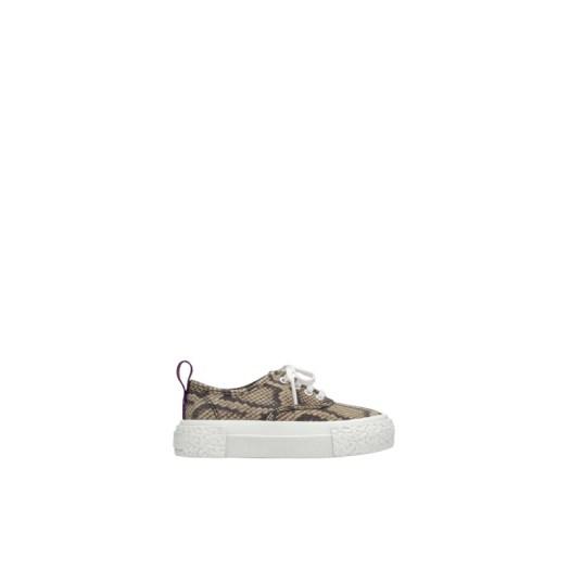Canvas Sneaker (Snakeskin), $54.95