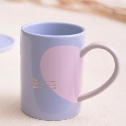 Pink Heart Mug ($26.90)