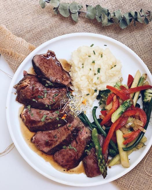 Australian Grass-Fed Ribeye Steak