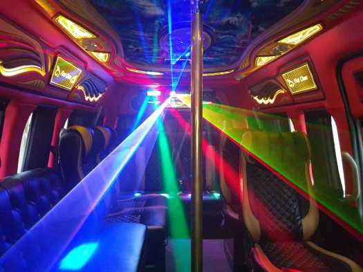Photo Credit: Party Bus Singapore