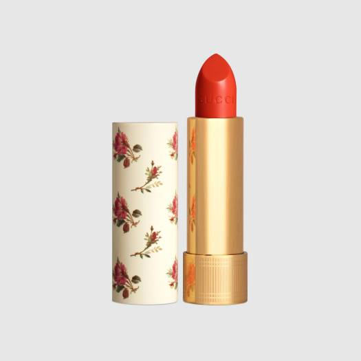 Rouge à Lèvres Voile Lipstick in 302 Agatha Orange