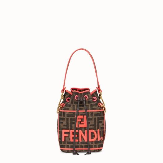 Mon Tresor - fabric mini bag, $2,390