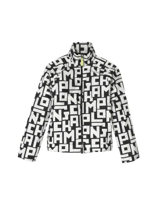 LGP Jacket Black/White, $940