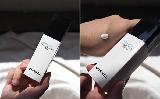 Review A Month Of Chanel S Hydra Beauty Skincare Range