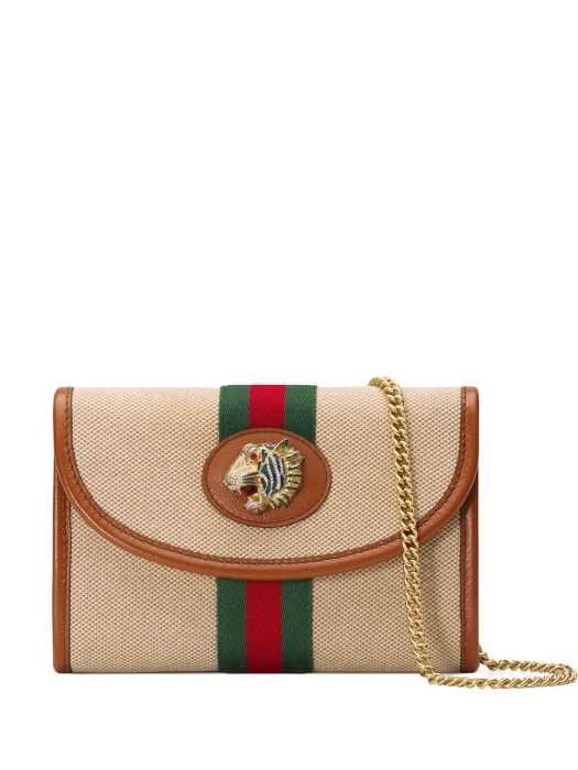 GUCCI Rajah mini bag, $1,410