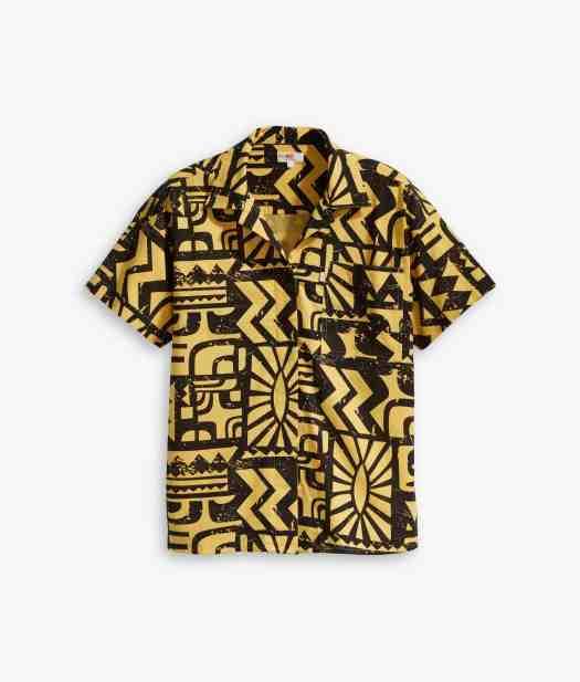 El Aztec Shirt ($89.90)
