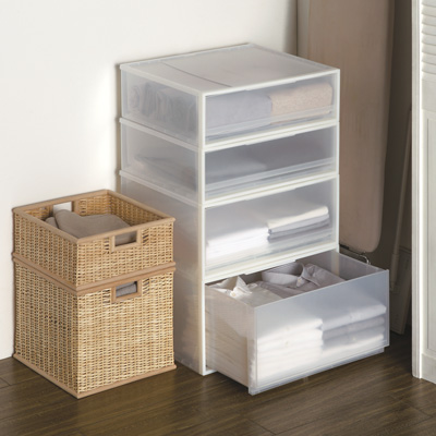 Polypropylene Storage Box: 15% off, U.P. From $13