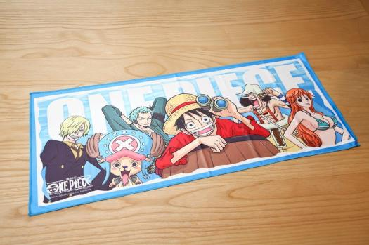 Straw Hat Crew Cooling Towel