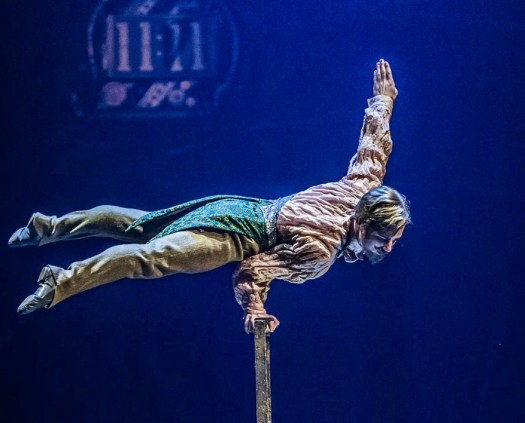 Upside Down World (Photo Courtesy: Cirque du Soleil)