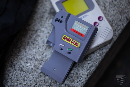 Game Genie via The Verge