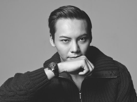 William Chan for CHANEL J12