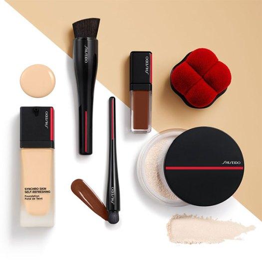 Shiseido Complexion Revamp collection