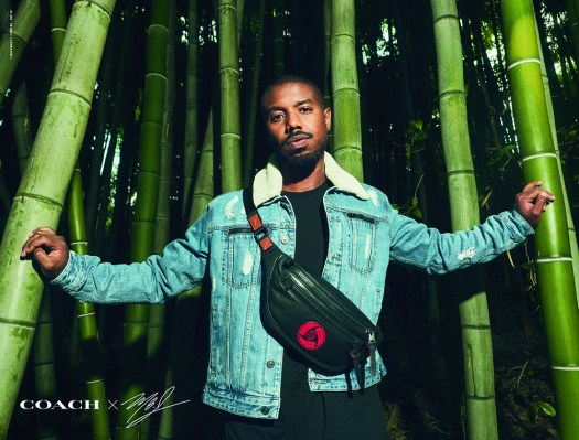 Coach x Michael B. Jordan Belt Bag (US$295)