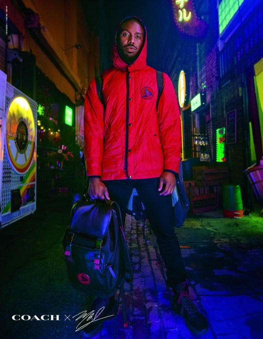 Coach x Michael B. Jordan 3-in-1 Parka (US$1,500)