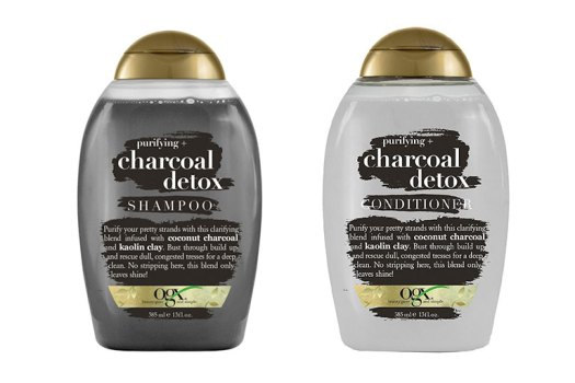 Purifying+ Charcoal Detox Shampoo and Conditioner, $16.90 each. Available at all Guardians and Watsons stores islandwide. and online on Lazada