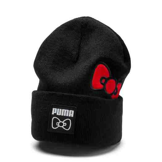 PUMA x HELLO KITTY Beanie in PUMA Black