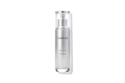 Laneige Time Freeze Emulsion, $65