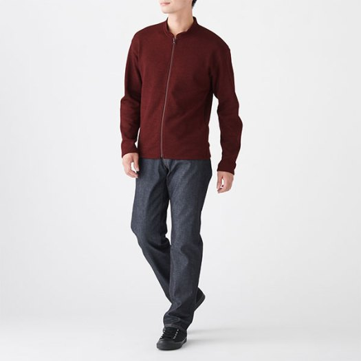 Knit Fleece Jacket. Available in assorted colours. Less 10% (U.P. $29.90)