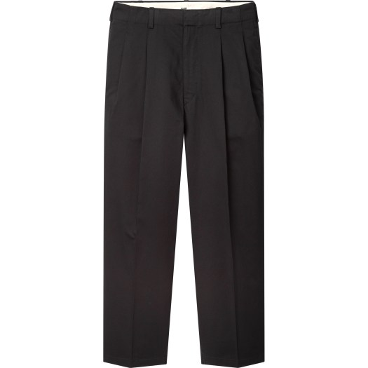 Wide Fit Pleated Tapered Pants, 59.90