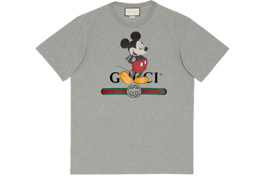 Disney x Gucci Oversized T-shirt $790