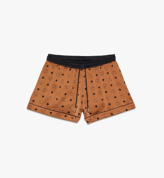MCM W Sleep Shorts Visetos $220